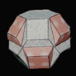 Intersections of 2 truncated octahedra