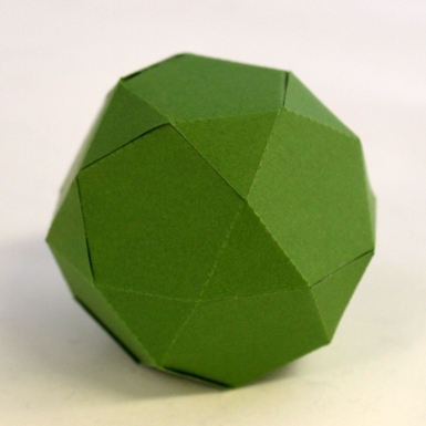 icosidodecahedron (ic dod)