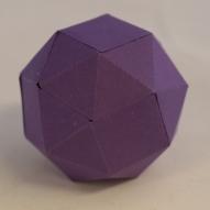 snub cube (snub cube)