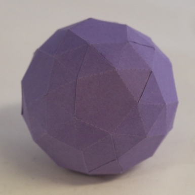snub dodecahedron (snub dodec)