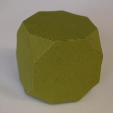 truncated cube (trunc cube)