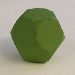 truncated dodecahedron (trunc dodec)