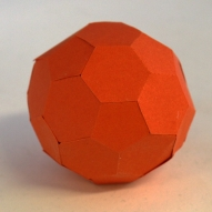 truncated icosahedron (trunc icos)